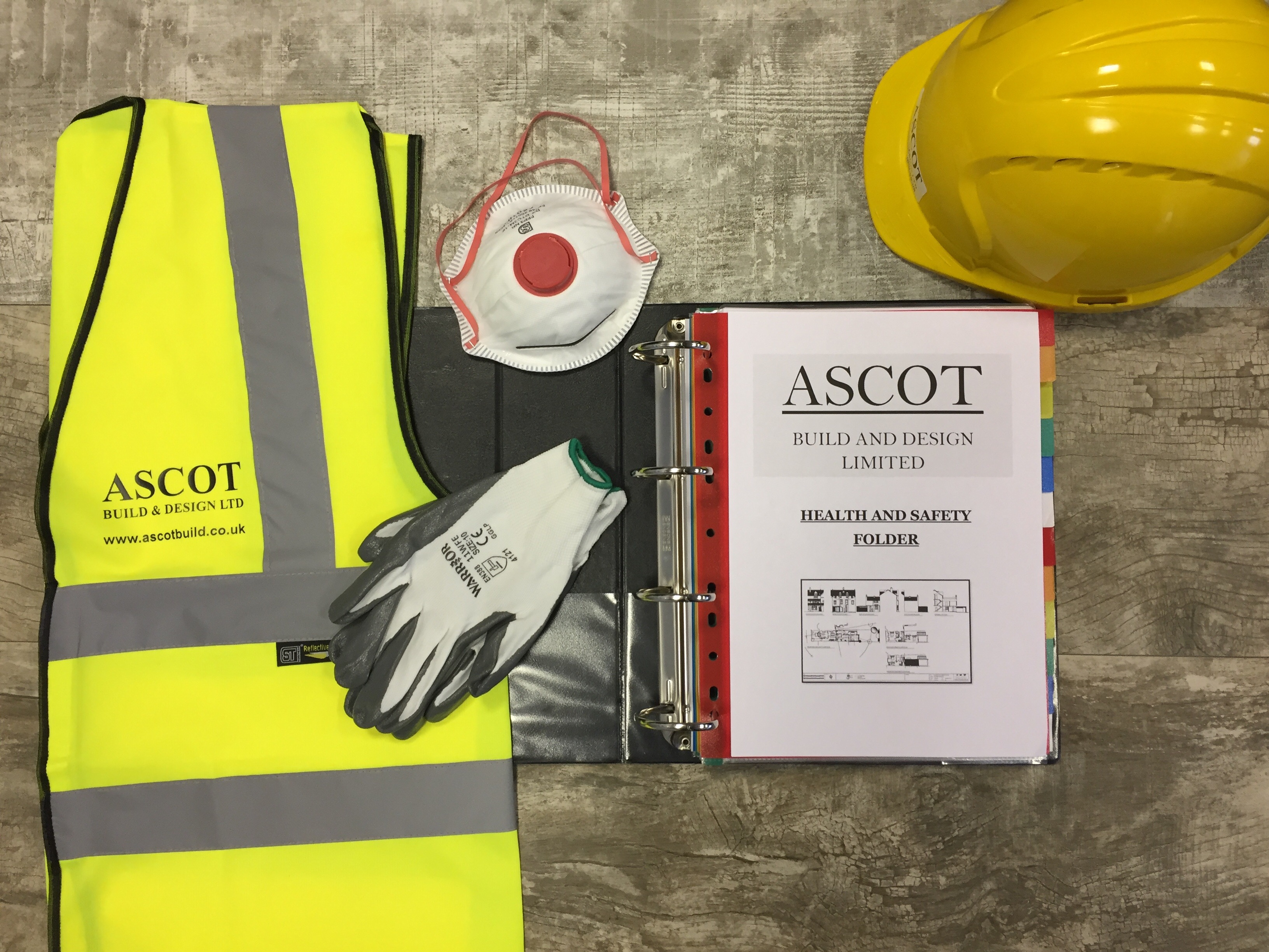 Ascot Health and Safety Folder